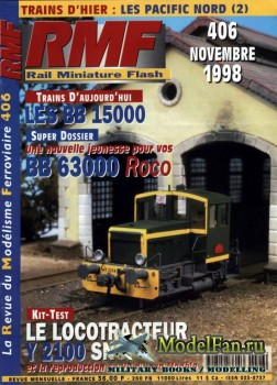 RMF Rail Miniature Flash 406 (November 1998)