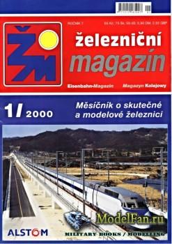 Zeleznicni magazin 1/2000