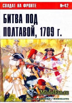 Солдат на фронте №42 - Битва под Полтавой, 1709 г.