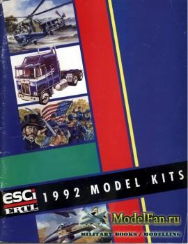 ESCI-ERTL за 1992 год