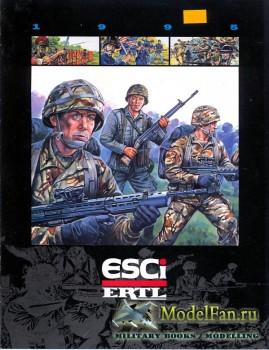 ESCI-ERTL за 1995 год