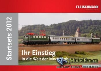 Fleischmann. Startsets за 2012 год