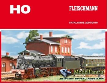 Fleischmann H0. Catalogue за 2009/2010 год