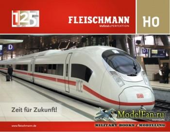 Fleischmann H0. Catalogo delle novita за 2012 год