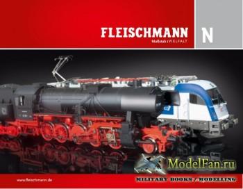 Fleischmann N. Catalogo delle novita за 2011 год