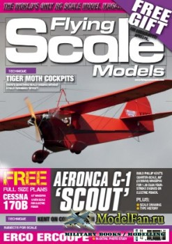 Flying Scale Models №230 (January 2019)
