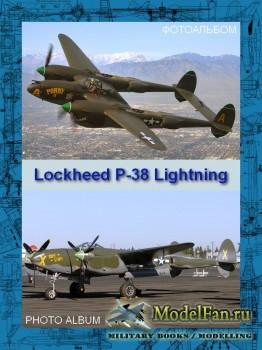 Авиация (Фотоальбом) - Lockheed P-38 Lightning