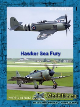 Авиация (Фотоальбом) - Hawker Sea Fury