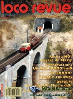 Loco-Revue №527 (June 1990)