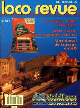 Loco-Revue №529 (September 1990)
