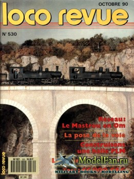 Loco-Revue №530 (October 1990)
