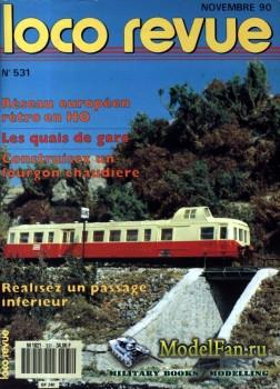 Loco-Revue №531 (November 1990)