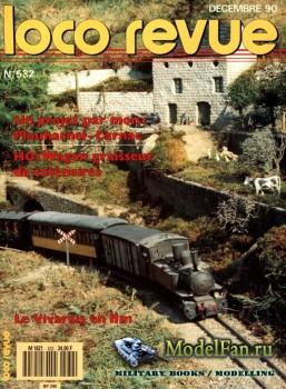 Loco-Revue №532 (December 1990)