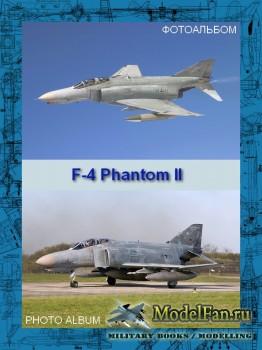 Авиация (Фотоальбом) - McDonnell Douglas F-4 Phantom II