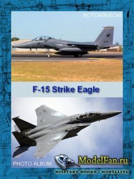 Авиация (Фотоальбом) - McDonnell Douglas F-15E Strike Eagle