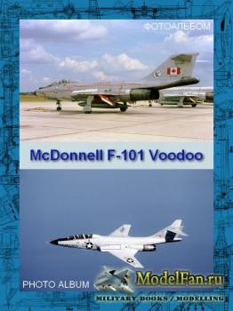 Авиация (Фотоальбом) - McDonnell F-101 Voodoo