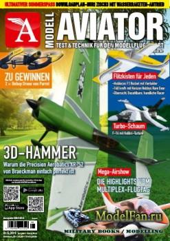 Modell Aviator 8/2015