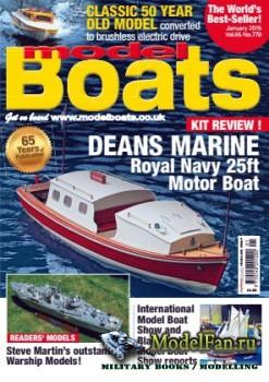 Model Boats (January 2015)