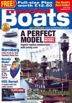Model Boats (April 2015)