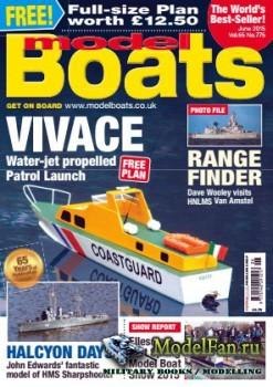 Model Boats (June 2015)