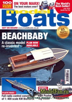 Model Boats (July 2015)