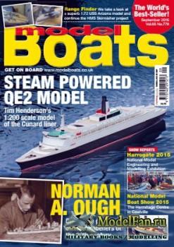 Model Boats (September 2015)