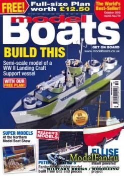 Model Boats (October 2015)