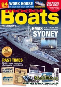 Model Boats (November 2015)