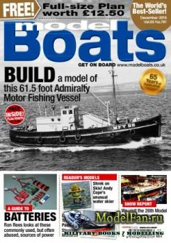 Model Boats (December 2015)
