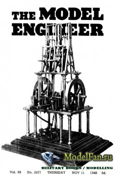 Model Engineer Vol.99 No.2477 (11 November 1948)