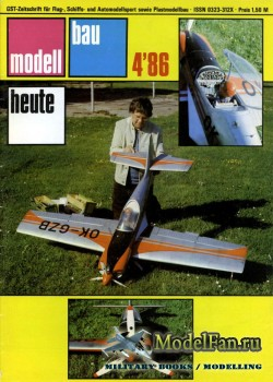 Modell Bau Heute (April 1986)