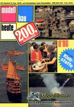 Modell Bau Heute (August 1986)