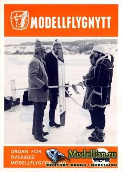 ModellFlyg Nytt №2 (1976)