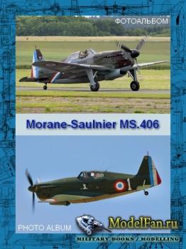 Авиация (Фотоальбом) - Morane-Saulnier MS.406