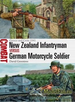 Osprey - Combat 23 - New Zealand Infantryman vs German Motorcycle Soldier:  ...