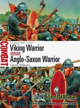 Osprey - Combat 27 - Viking Warrior vs Anglo-Saxon Warrior: England 865-106 ...