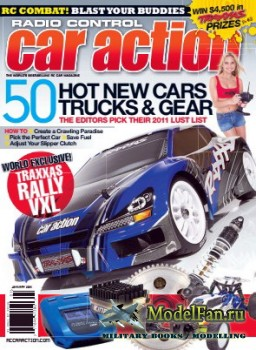 Radio Control CAR Action (January 2011)