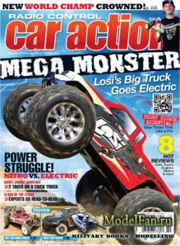 Radio Control CAR Action (October 2011)