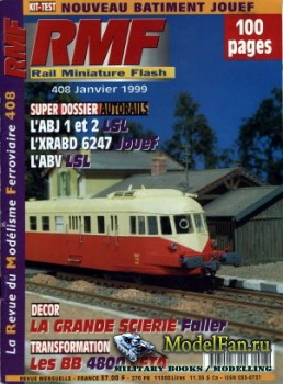 RMF Rail Miniature Flash 408 (January 1999)