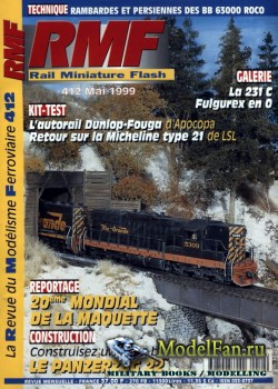 RMF Rail Miniature Flash 412 (May 1999)