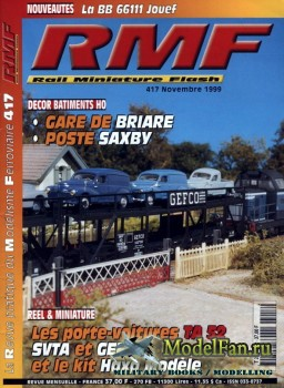 RMF Rail Miniature Flash 417 (November 1999)