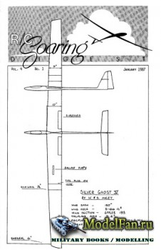 Radio Controlled Soaring Digest Vol.4 No.1 (January 1987)