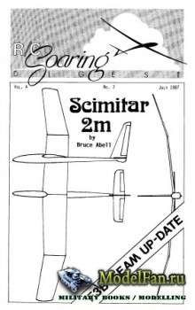 Radio Controlled Soaring Digest Vol.4 No.7 (July 1987)