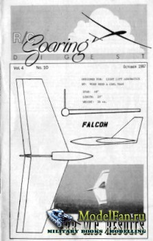 Radio Controlled Soaring Digest Vol.4 No.10 (October 1987)