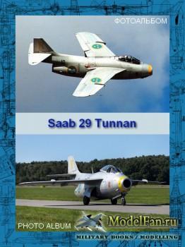 Авиация (Фотоальбом) - SAAB J.29F Tunnan