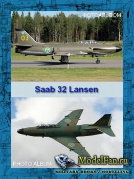 Авиация (Фотоальбом) - Saab 32 Lansen