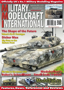 Military Modelcraft International (September 2020) Vol.24 №10