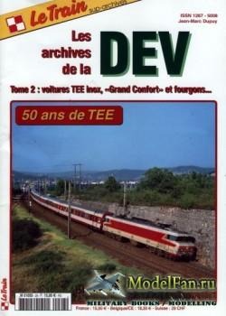 Le Train. Sup-Archives. Les archives de la DEV: Tome 02