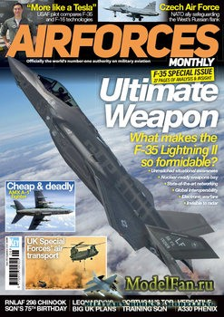 AirForces Monthly (September 2020) №390