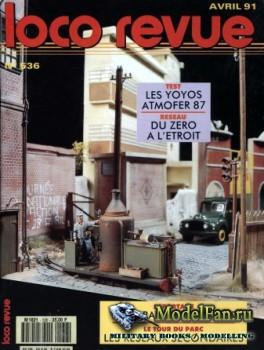 Loco-Revue №536 (April 1991)